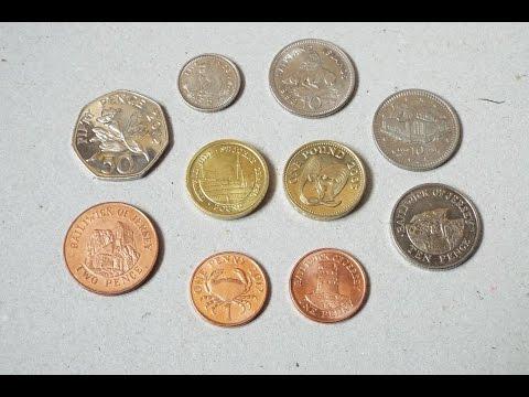 British Territories & Dependencies Coins