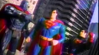 1996 - Superman Toys
