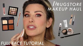 Full Face Drugstore Makeup Tutorial: Do We Like It?!