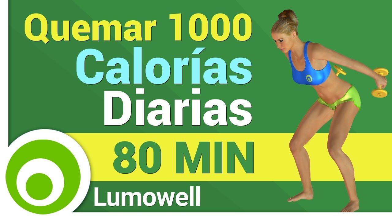 calorias diarias para bajar de peso