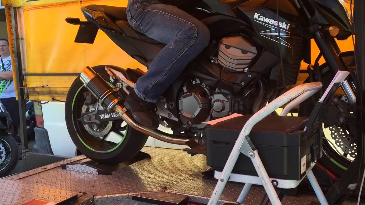 Banc de puissance moto z800e youtube - Banc de puissance moto occasion ...