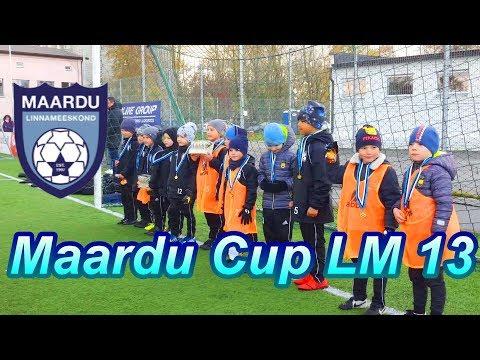 Матч состоится в любую погоду! Мaardu Cup для малышей LM 13!!!