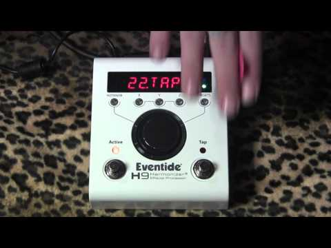 Eventide H9 Max demo of factory presets with Kingbee Tele & Pro Jr