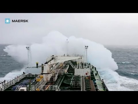 """The Values to me: Everett M. Hatton, Master of Maersk Peary on """"Constant Care"""""""