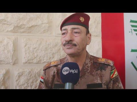 قائد عمليات نينوى: الموصل مستعدة لإجراء الإنتخابات المقبلة  - نشر قبل 5 ساعة