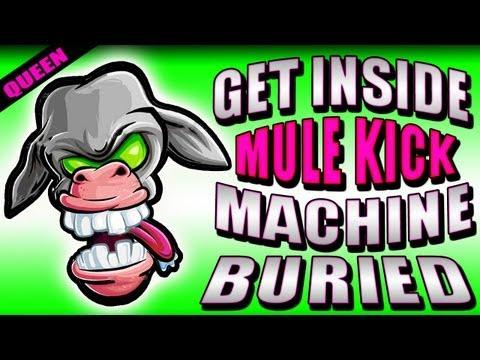 Mule Kick Machine Get INSIDE Mule Kick P...