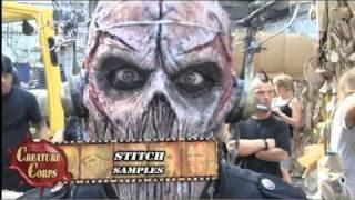 ROBERT KURTZMAN S CREATURE CORPS Episode 8 The Making Of MUSHROOMHEAD S Come On Music Video