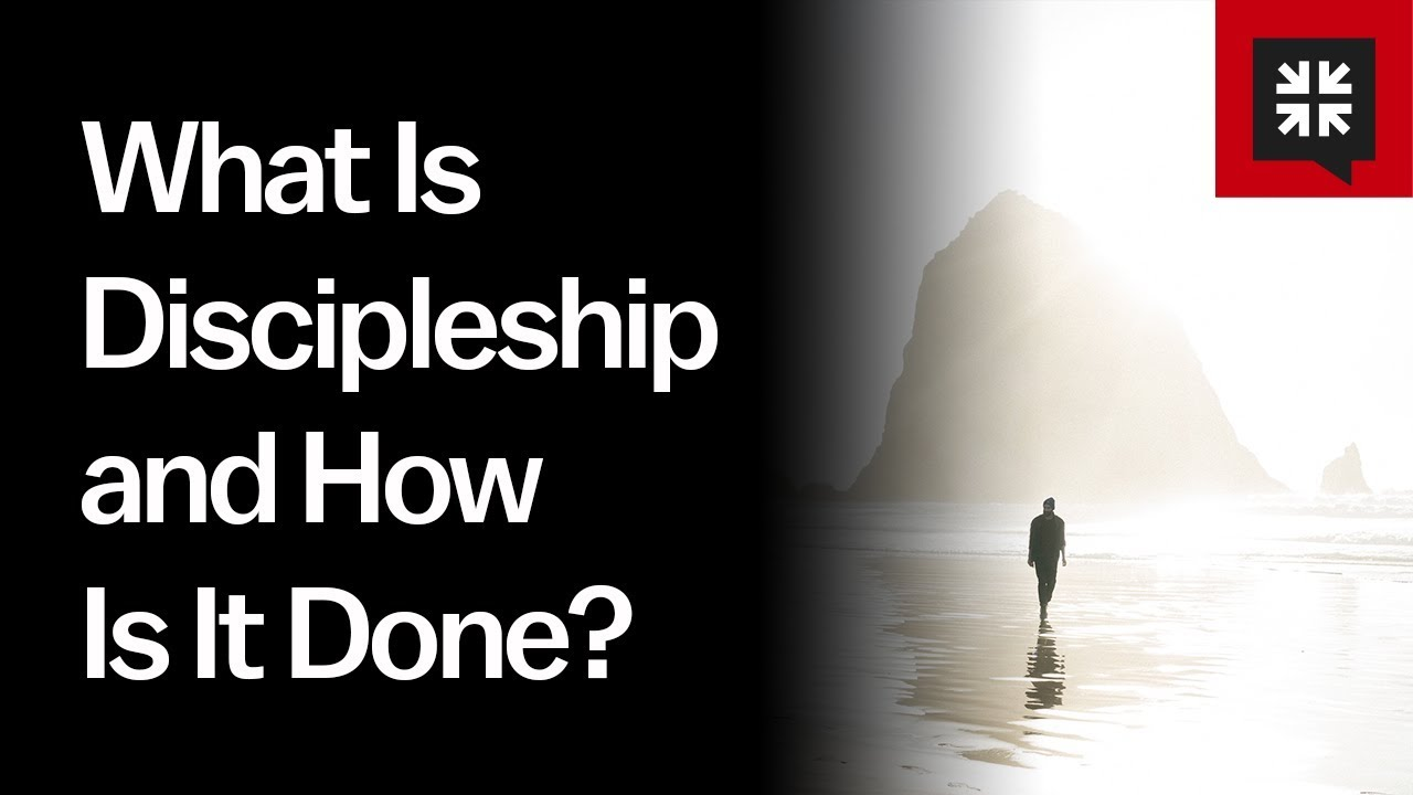 What Is Discipleship and How Is It Done? // Ask Pastor John