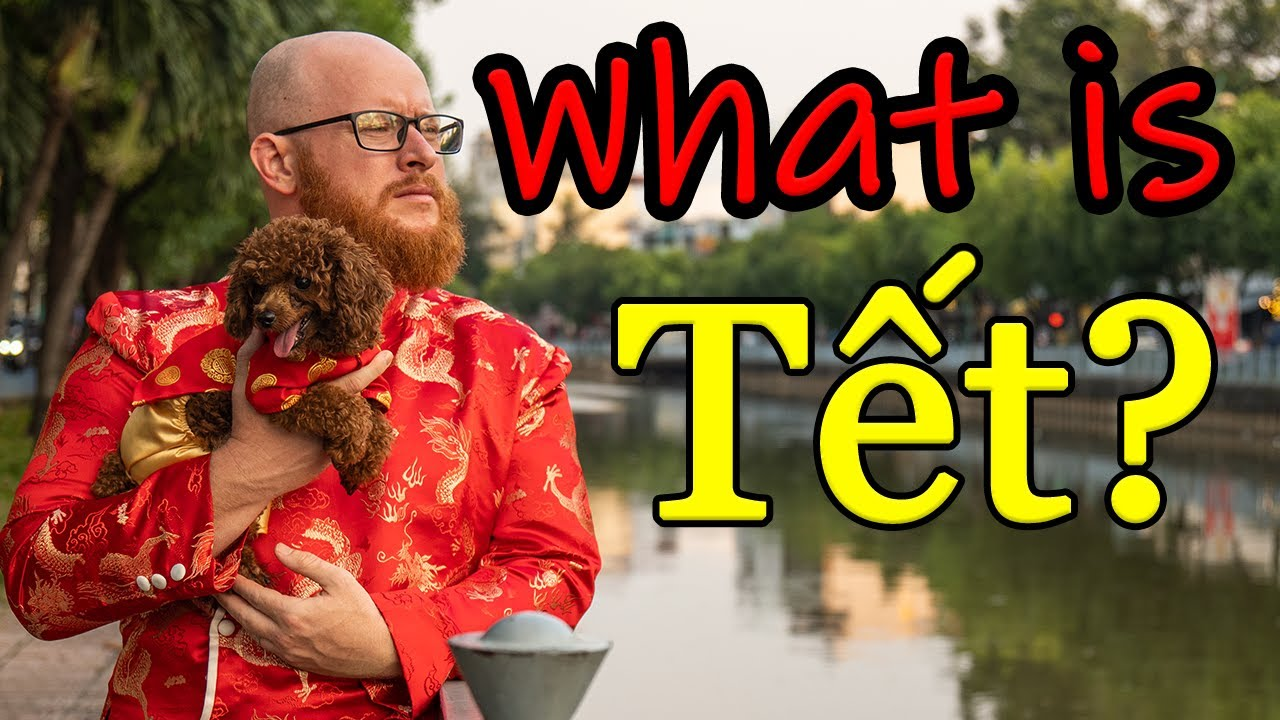 Tết EXPLAINED…by a FOREIGNER in Vietnam 🇻🇳 [VietSub]