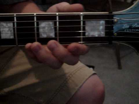 Savin Me by Nickelback Solo Lesson - YouTube