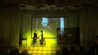 27.01.18 Школьный спектакль на английском языке 6А