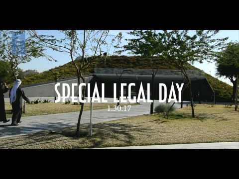 Special Legal Day - Law School (Kuwait University)