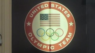 Olympic Training Center Tour (9.21.13 - Day 509)