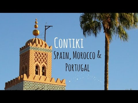 TRAVEL: Spain, Morocco & Portugal