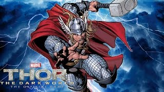 Thor: The Dark World - The Official Game - iOS Lets play Walkthrough Gameplay Part 2