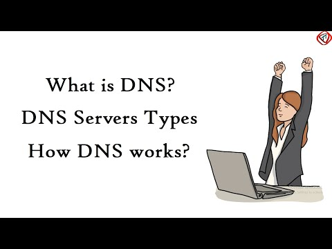 DNS (Domain Name System) - Explained , Types Of Domain Name Servers | How DNS Works | TechTerms