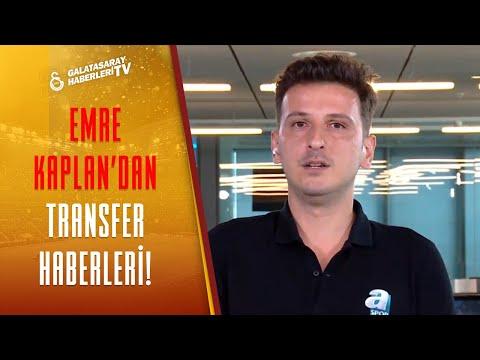 Emre Kaplan, Galatasaray'ın Halil Dervişoğlu Transferindeki Son Durumu Açıkladı!