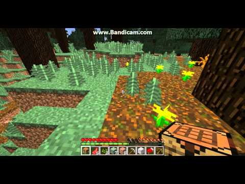 Minecraft survival EP 1 - PODZOL!!!