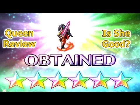 FF BE 6 Stars Queen Review: Let's go Berserkkk (#86)