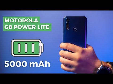 MOTOROLA G8 POWER LITE | Tani smartfon z dużą baterią | RECENZJA from YouTube · Duration:  7 minutes 39 seconds