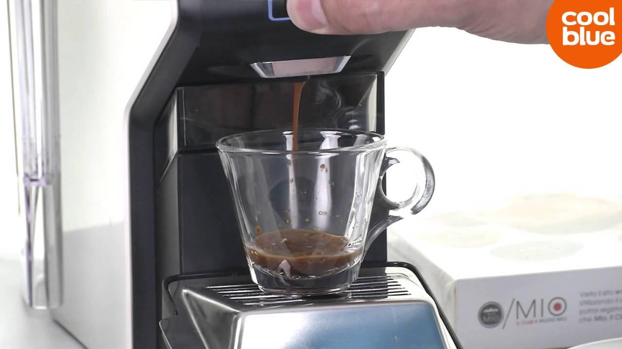 Lavazza A Modo Mio Espria Koffiecupmachine Productvideo (NL/BE)