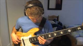 This is Living - Hillsong Young & Free 2015 - Bass cover (HD)