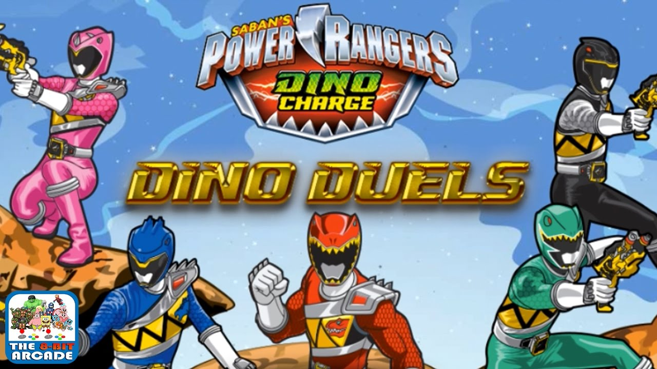 Power Rangers Dino Charge Dino Duels Battle Sledge S Monsters Nickelodeon Games