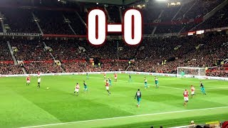 Manchester United vs Southampton - 0-0 Premier League 30122017
