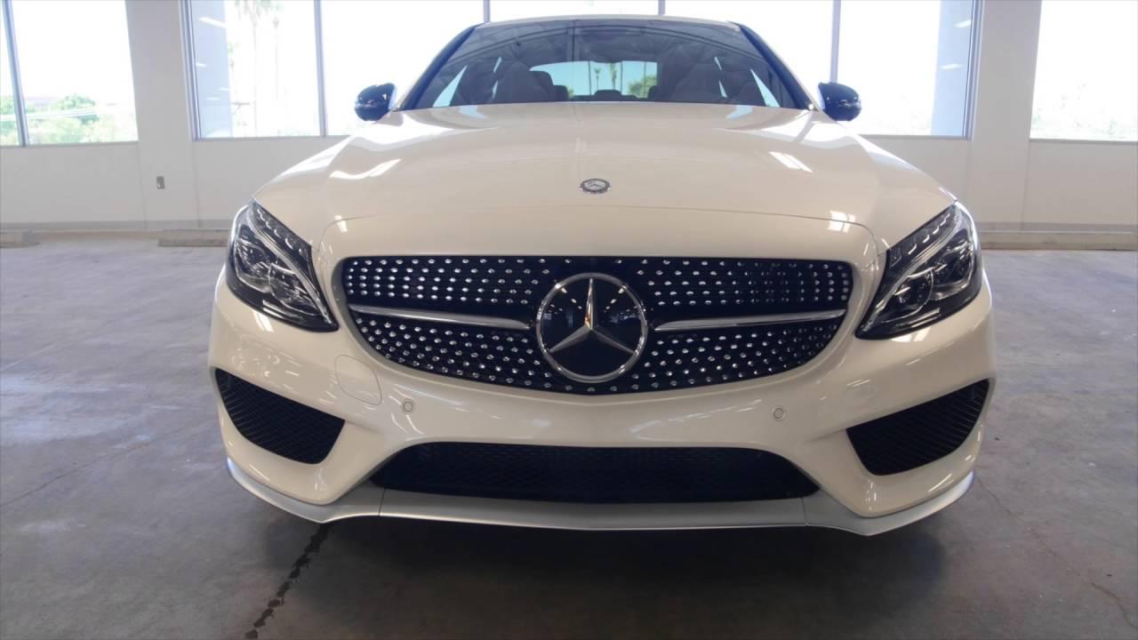 2016 Mercedes-Benz C-Class C450 AMG - Mercedes-Benz of ...