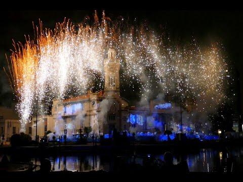MBDV 7 Port d'attache, spectacle du Groupe F pour les 350 ans du Port de Sète