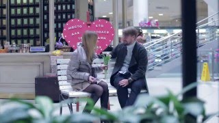 Милый розыгрыш на День святого Валентина