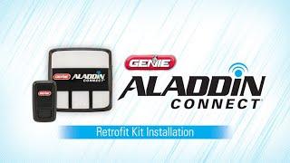 Aladdin Connect Smartphone Enabled Garage Door Controller : Complete Setup & Programming