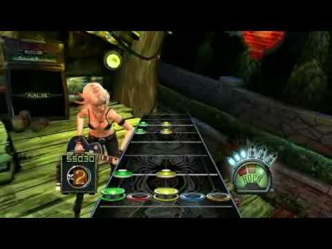 Guitar Hero III-MAC-Custom-Pee Saderd-Jigo Nam Kau