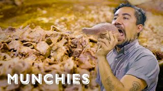 Trying Off-Cut Tacos in Mexico City - Ultimate Taco Tour