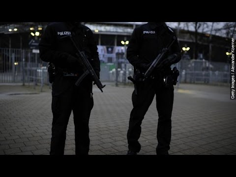 Germany-Netherlands Soccer Match Canceled After Bomb Threat - Newsy