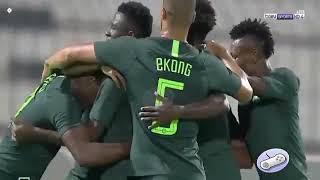 Nigeria vs Libya 3-2 Goals Highlights
