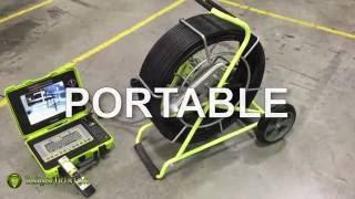 Insight | Vision: Opticam Sewer Camera
