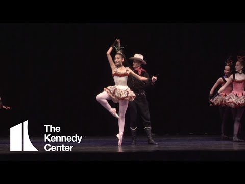 Honors Tribute: Central Pennsylvania Youth Ballet - Millennium Stage (November 29, 2017)