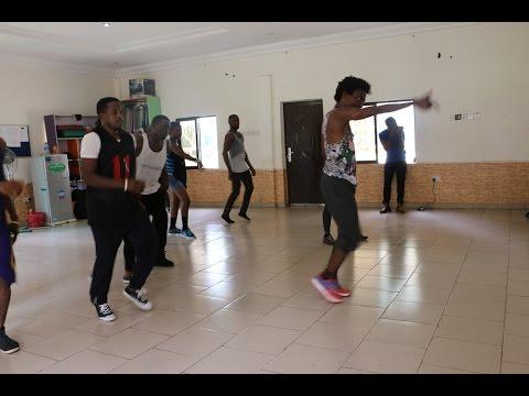 Dbanj-Feeling the Nigga. Ejay choreography (Afridancecamp)