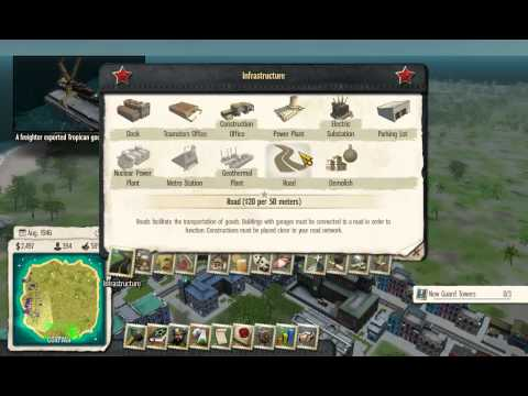 Tropico 5 game 2 coop part 5 |