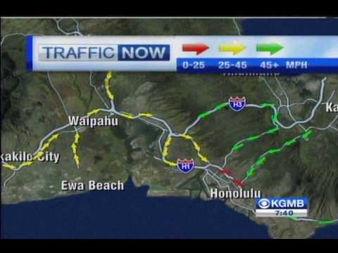 Hawaii News Now Sunrise on KGMB - Weather and Traffic on the 9's Reopen