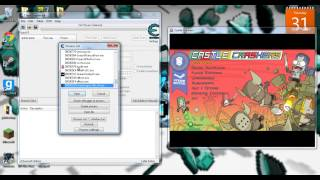 How to get all characters and get to level 99 in castle crashers with cheat engine