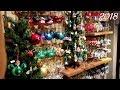 DISNEYLAND CHRISTMAS SHOPPING WALK THROUGH 2018