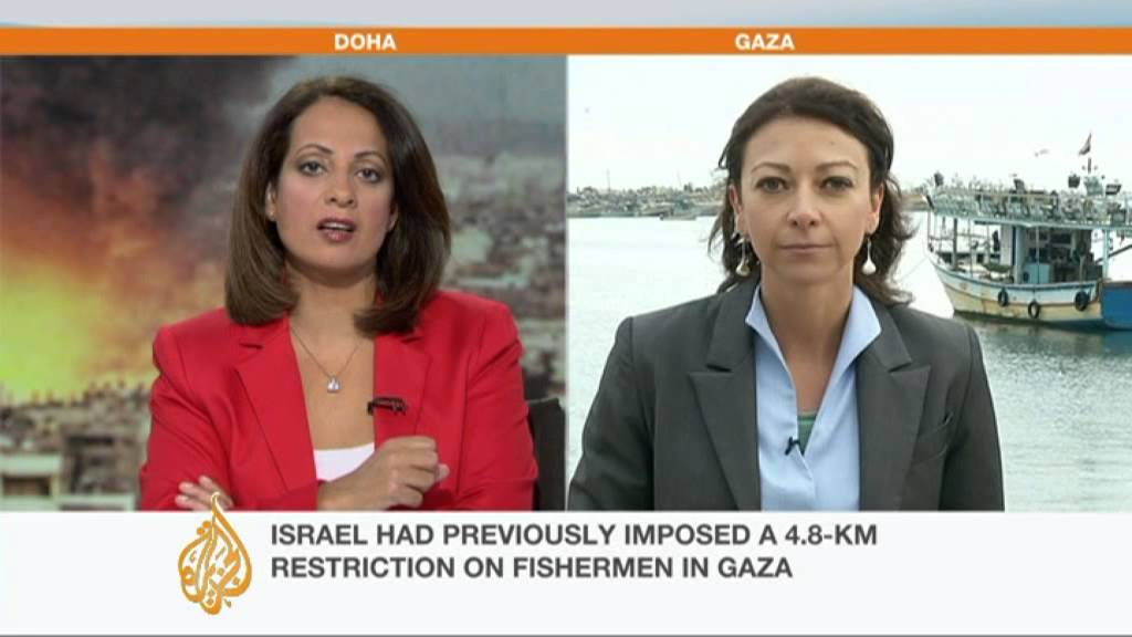Israel eases restrictions on Gaza fishing