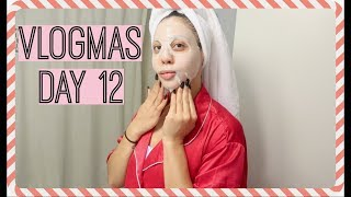 How I Cleared My Skin Fast   VLOGMAS DAY 12