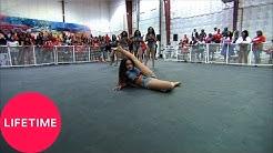 Bring It!: Call Out Battles: Dancing Dolls vs. Divas of Compton (Season 3, Episode 1)   Lifetime