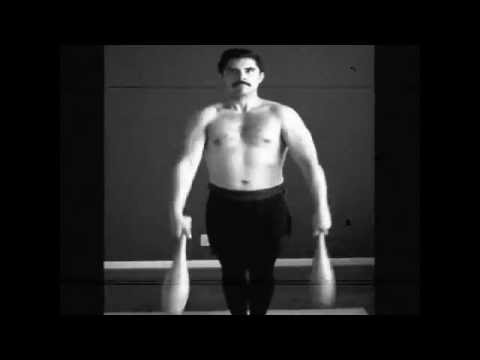 Indian Club Exercises: Swing Your Way to Health | The Art of