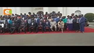 Kisii legislators meet Kenyatta at State House ahead of regional tour