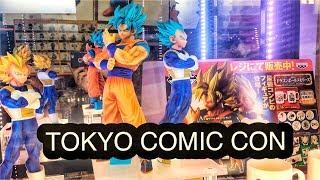Dragon Ball in Tokyo Comic Con-Tokyo Japan-Episode 52