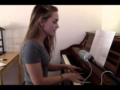 Twenty Eight - The Weeknd (Cover) by Alice Kristiansen